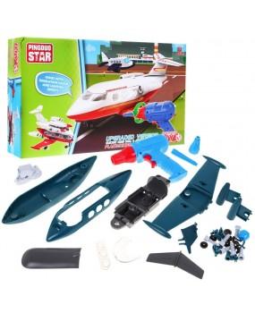 Model lietadla na zostavenie